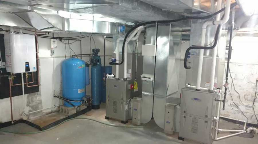 HVAC Installation From Rogers Heating, Cooling, & Plumbing